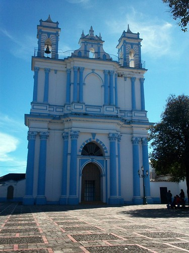MEXICO Church