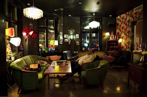 Cafe Coffee Annan, Trondheim  (Explored Jan. 4, 2012)
