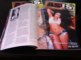 Rose Royce In asis magazine