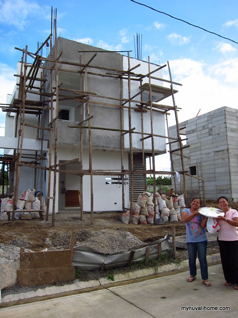 My Nuvali Home Construction Dec 2011 (7)