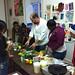 Chef Chris Hebert teaching kids2
