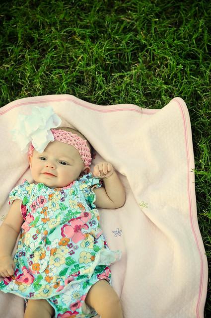 sophia, 3 months