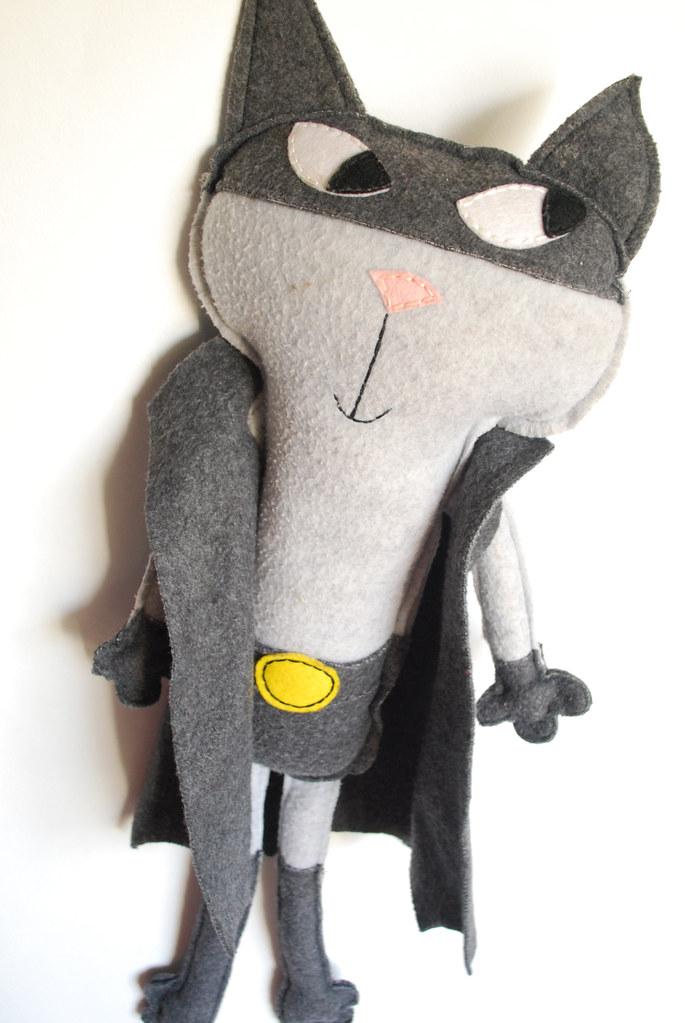 Bat Cat Toys 120