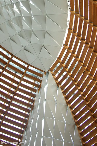 Interior of Cathedral of Christ the Light 2