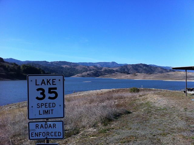 Lake Speed Limit: 35