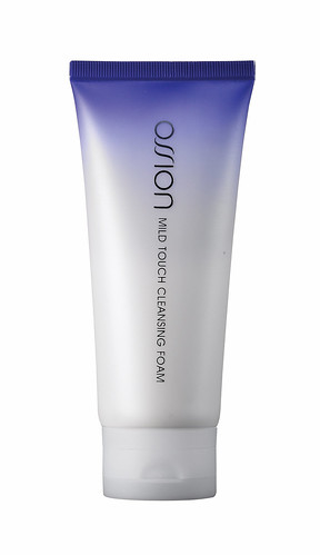 OSSION Cleansing Foam - Pdt Image