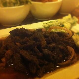 Pinoy bistek