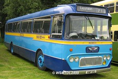 B10 VMP10G Aec Reliance Alexander Y. Scottish Vintage Bus Museum 08 1