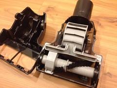 微型渦輪滾刷