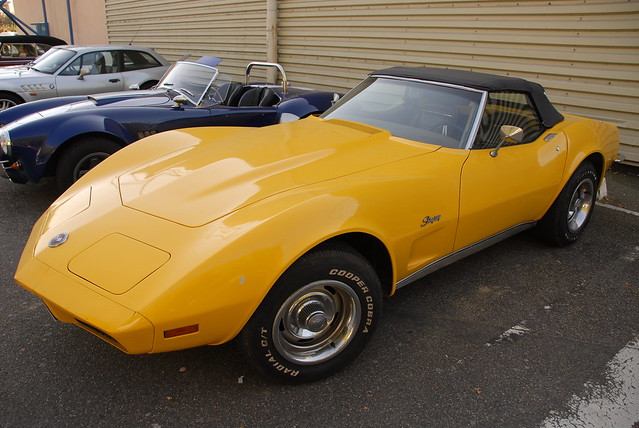 1973 chevrolet corvette stingray flickr photo sharing. Cars Review. Best American Auto & Cars Review