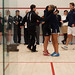 Amherst Squash Hosts Yale
