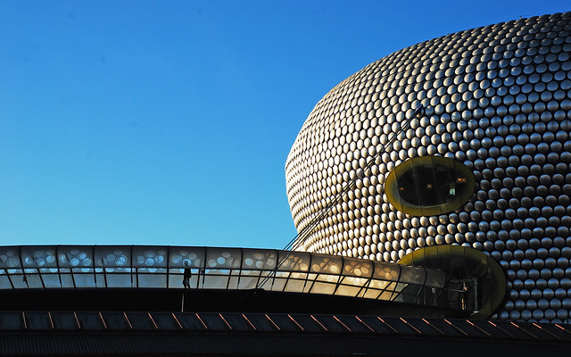 Selfridges, Birmingham, UK