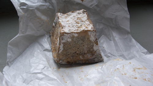 Goats' cheese from the Creuse