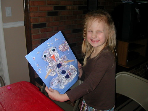 Jan 12 2012 Snowman Craft Haley (3)