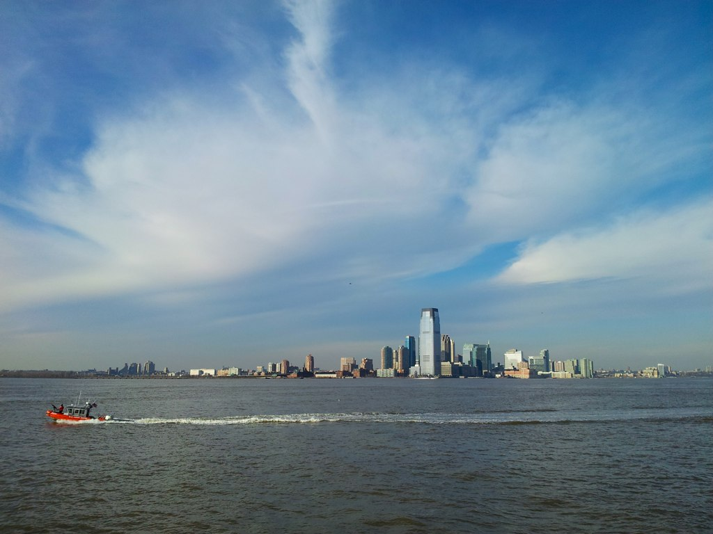 New York - kerst 2011