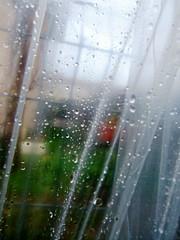 pluie sac plastique