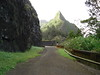 Old Pali Road Oahu, Hawaii