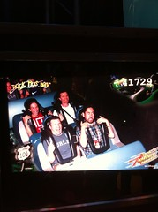 Rockin Roller Coaster Faces