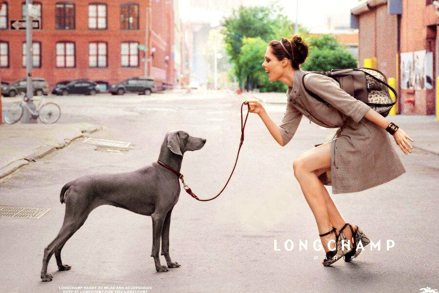 Longchamp Spring 2012 Campaign