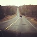 longboarding by feesh_marie
