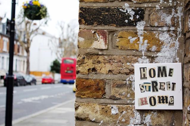 street art w9