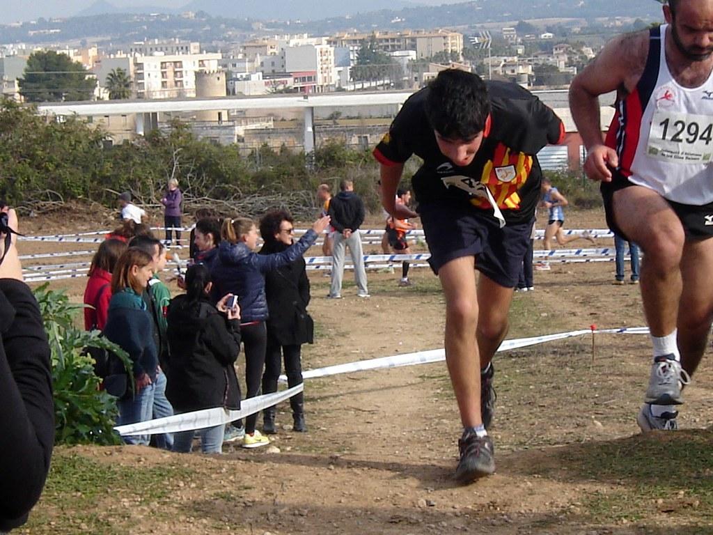 Atletisme - Cros Manacor, 15-01-2012.