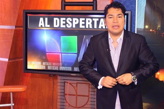 El Pachá en Univisión
