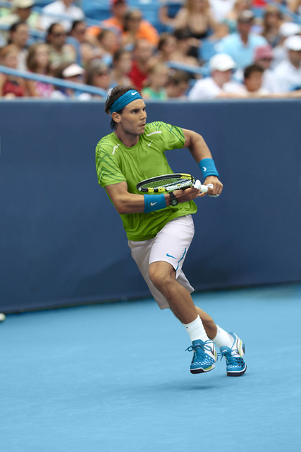 2012 Australian Open Rafael Nadal Nike Outfit Tennis Buzz