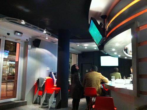 Interior Cafeteria GRAN CASINO by LaVisitaComunicacion