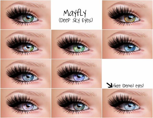 Mayfly (Deep Sky Eyes)