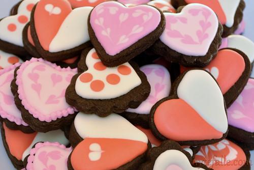 2012-01-19 Valentine Cookies 03