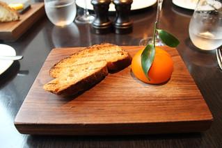 'Dinner' en Londres
