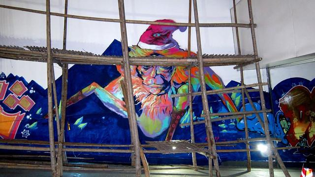 graffiti | shanghai . radisson blu pudong