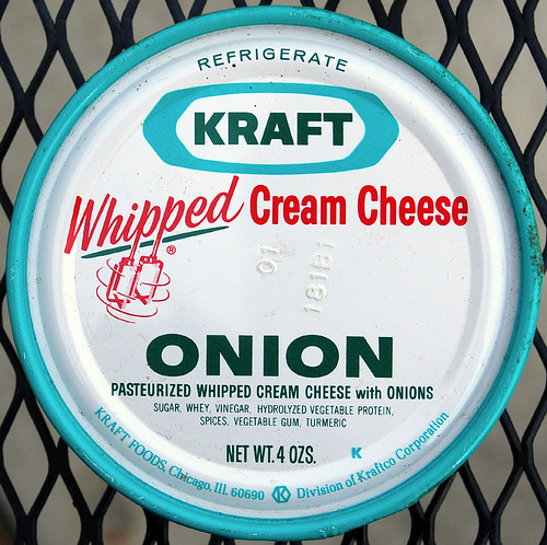 Kraft Whipped Cream Cheese, 1960's by Roadsidepictures