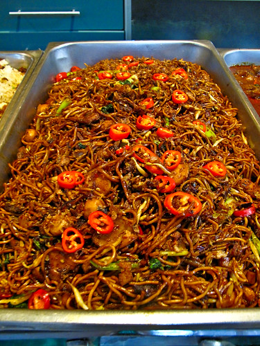 IMG_1707 fried noodle , 炒面,chow mien