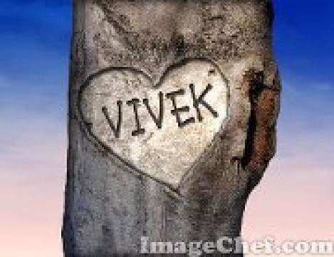 Vivek name 2 | Flickr - Photo Sharing!