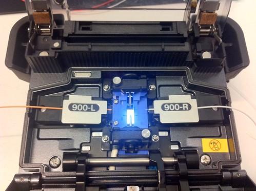 Optikaszerelés #8