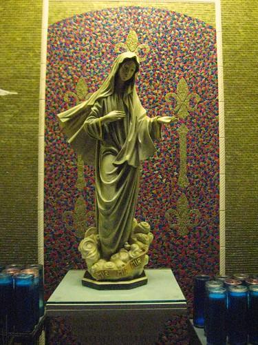 ohio statue cincinnati mary norwood ourladyoftheholyspiritcenter mirmirmir