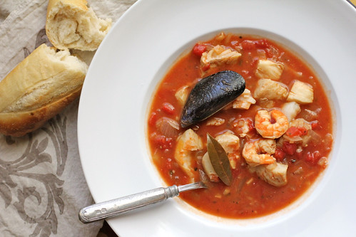 cioppino – easier to prepare than to pronounce