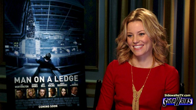 Elizabeth Banks on Sidewalks TV