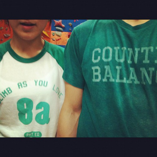 Counter balance & cayl 8a!!