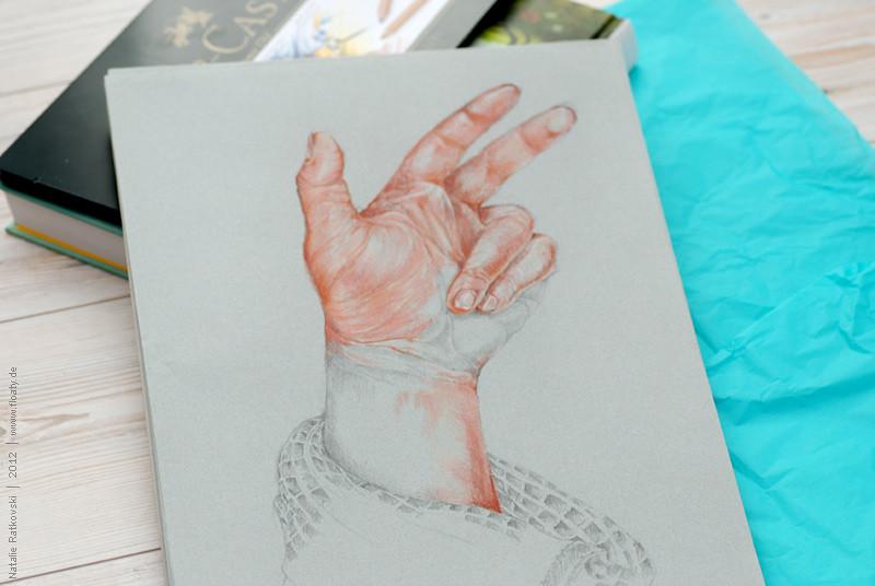 My pastel drawings