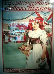 Musée du quai Branly. Poster, 1909.