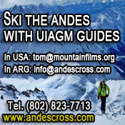 Ski The Andes With Andescross
