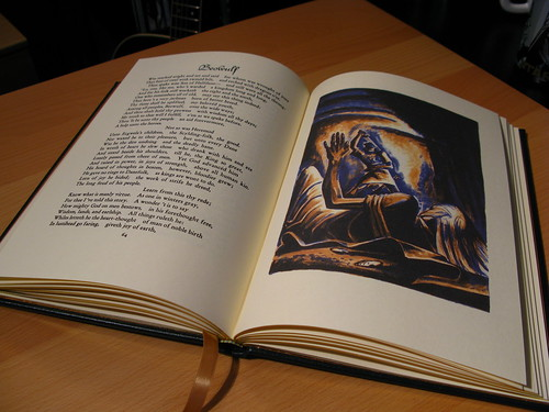 Beowulf -Translated by William Leonard - Easton Press Edition