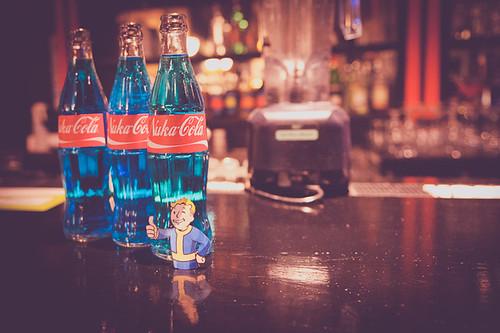 Vault Boy Nuka Cola Vault Boy Approved Nuka Cola