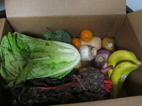 Washington's Green Grocer