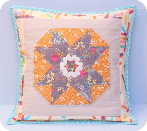 Washi Pillow