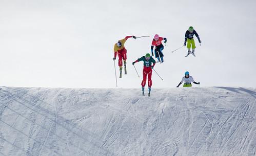 Skiier X