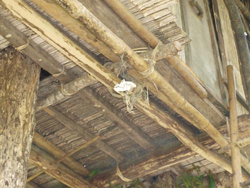 дом на дер - все на веревочках, никаких гвоздей